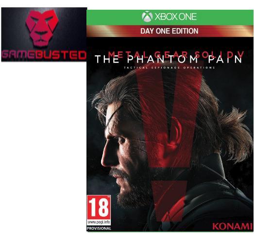 Top 10 Xbox One Metal Gear Solid V The Phantom Pain Pal
