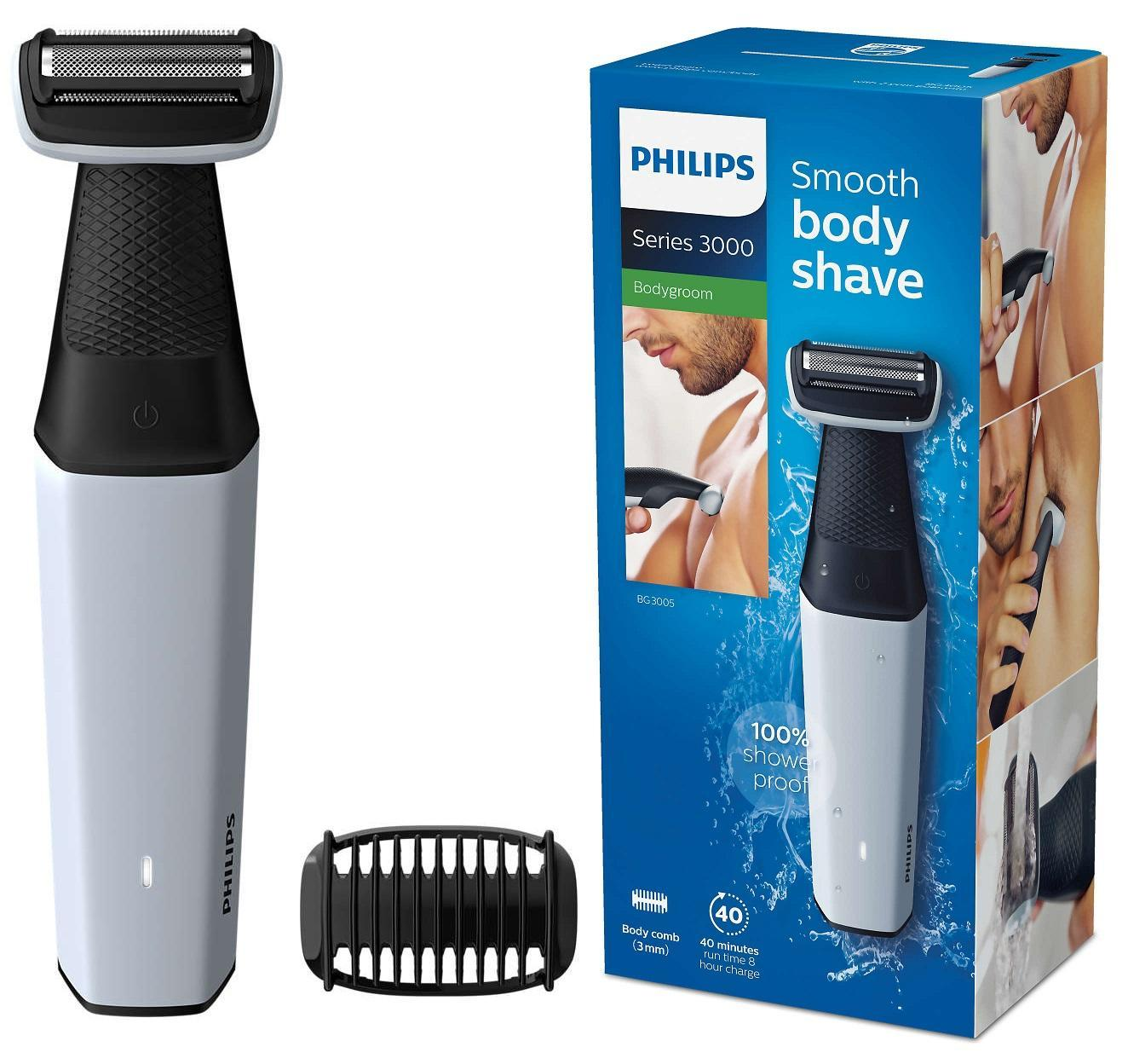 Philips Shaver Pq206 Latest Shavers Products Enjoy Huge Discounts Lazada Sg Bg3005 Bodygroom Series 3000 Smooth Body