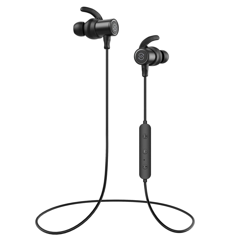 b27625ea6f2 SoundPEATS New Q30 Plus Magnetic Wireless Earbuds Bluetooth Headphones Sport  In-Ear IPX6 Sweatproof Earphones