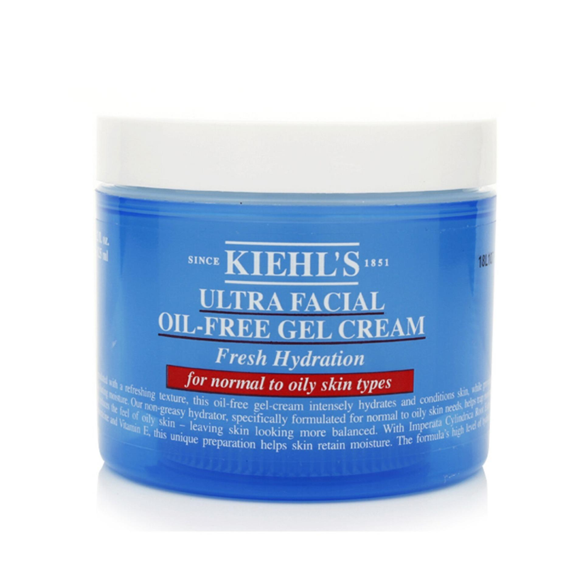 Cheap Kiehl S Ultra F*c**l Oil Free Gel Cream 125Ml Online