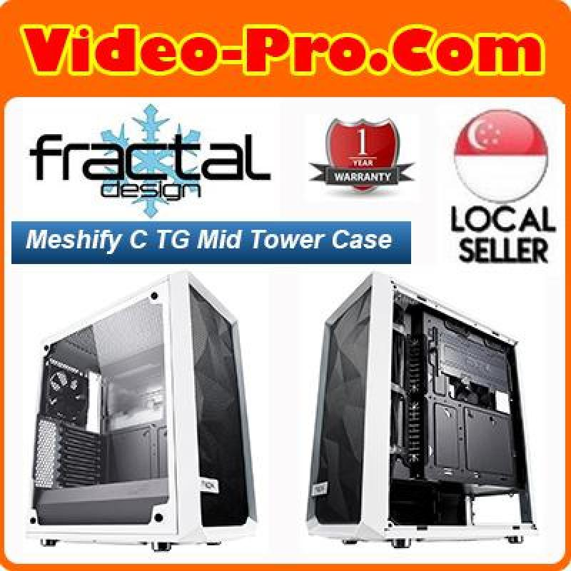 Buy Fractal Design Meshify C White Tempered Glass Mid Tower Computer Case Fd Ca Mesh C,Modern Wood Burning Fireplace Designs