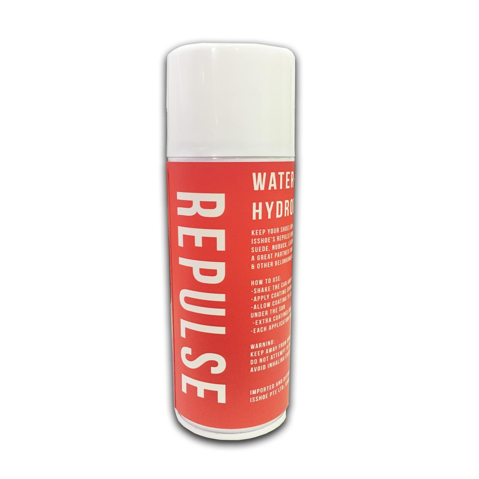 Discount Repulse Hydrophobic Waterproof Water Repellent Shoe Spray Isshoe