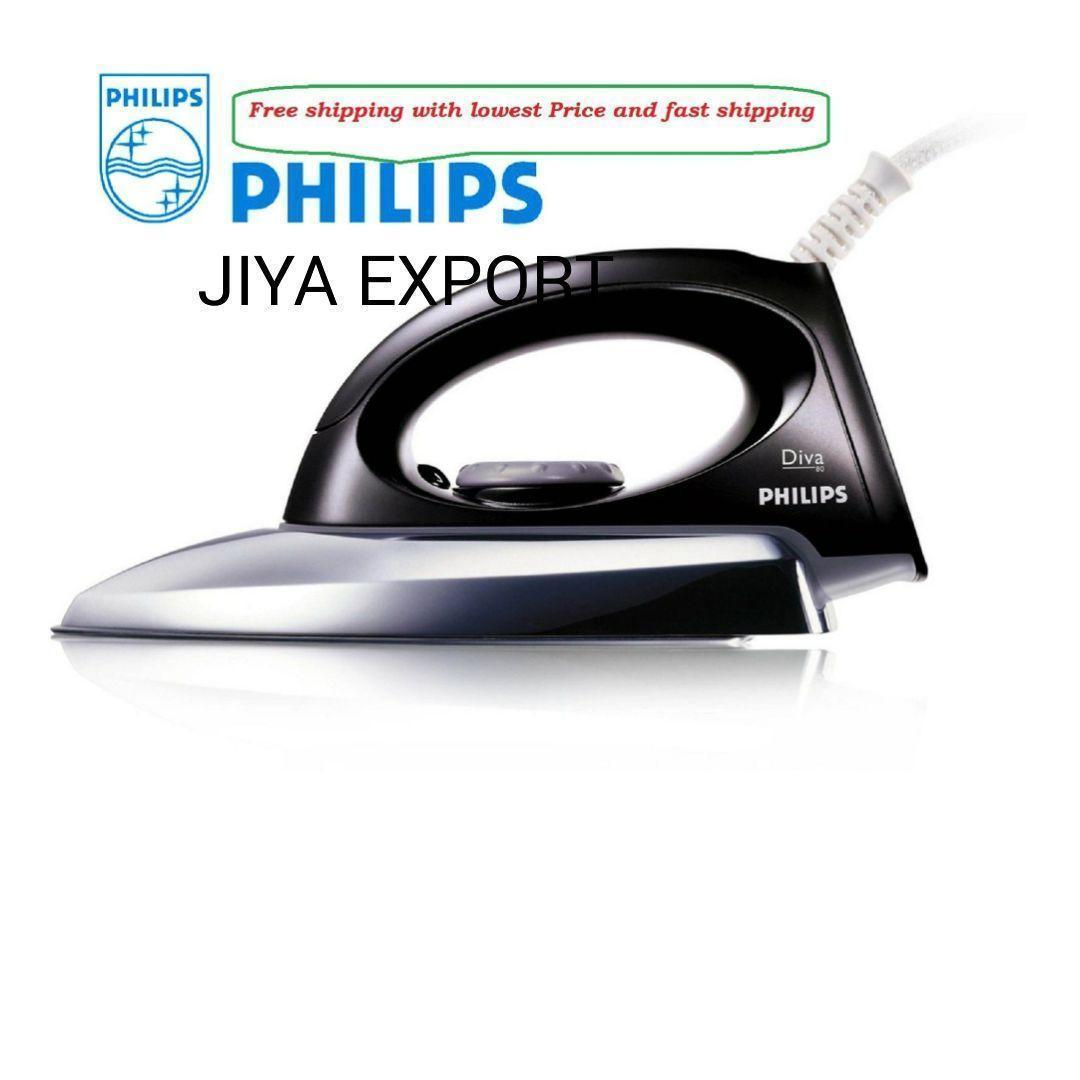 Philips Genuine Dry Iron GC 83 Low power consumption technology *750 watts* [CBX]