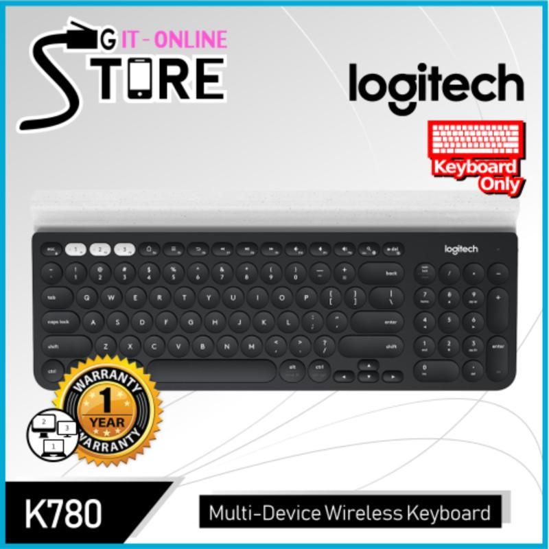 Logitech K780 Multi-Device Wireless Keyboard Singapore