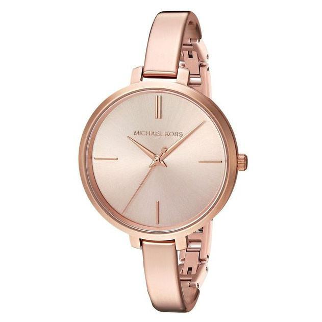 Michael Kors Jaryn Rose Gold Tone 36mm Ladies Watch Mk3547 By Watch Centre.