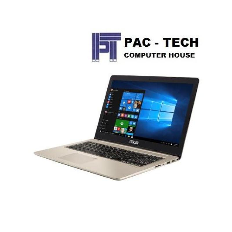 Asus Vivobook Pro N580VD-DM484T/i7-7700HQ/GTX 1050 4GB/8GB RAM/1TB HDD/Icicle Gold