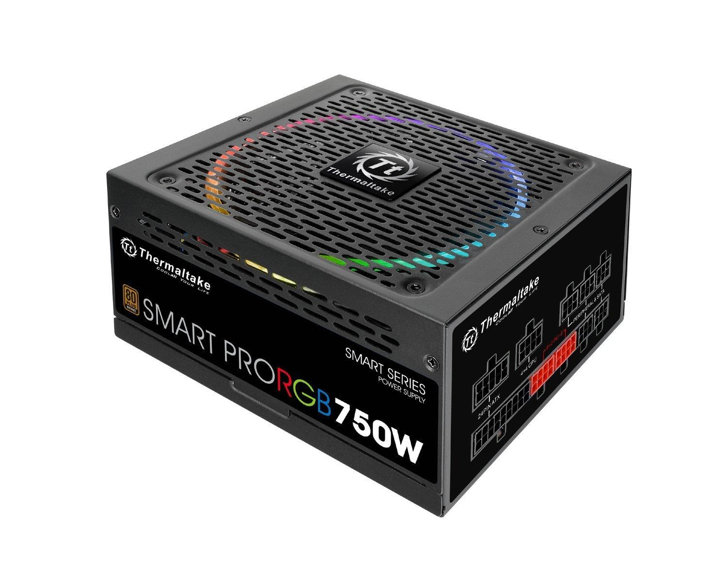 Where To Buy Thermaltake Smart Pro Rgb 750W Bronze Fully Modular