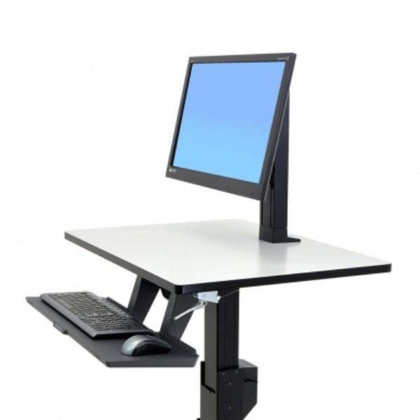 Ergotron WorkFit Single HD Monitor Kit