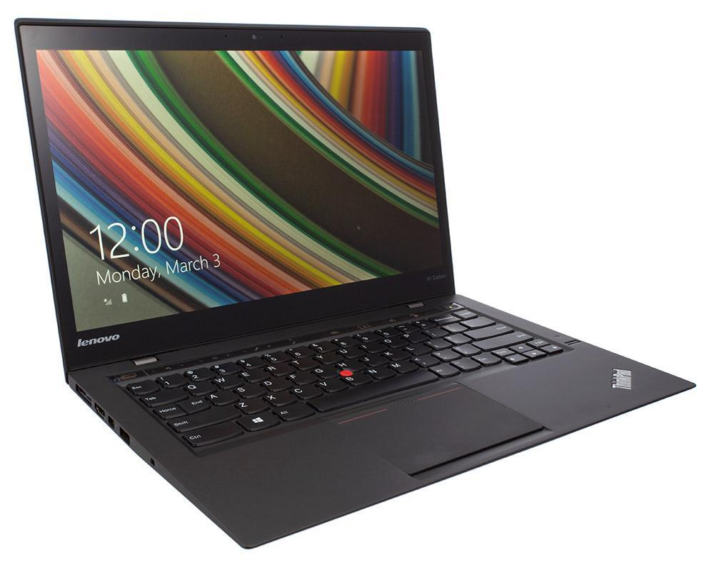 (Refurbished) Lenovo X1 Carbon 2 TouchScreen (2014 Model) Intel Core i5-4300U @ 1.9GHz/180GB SSD/ 8GB RAM