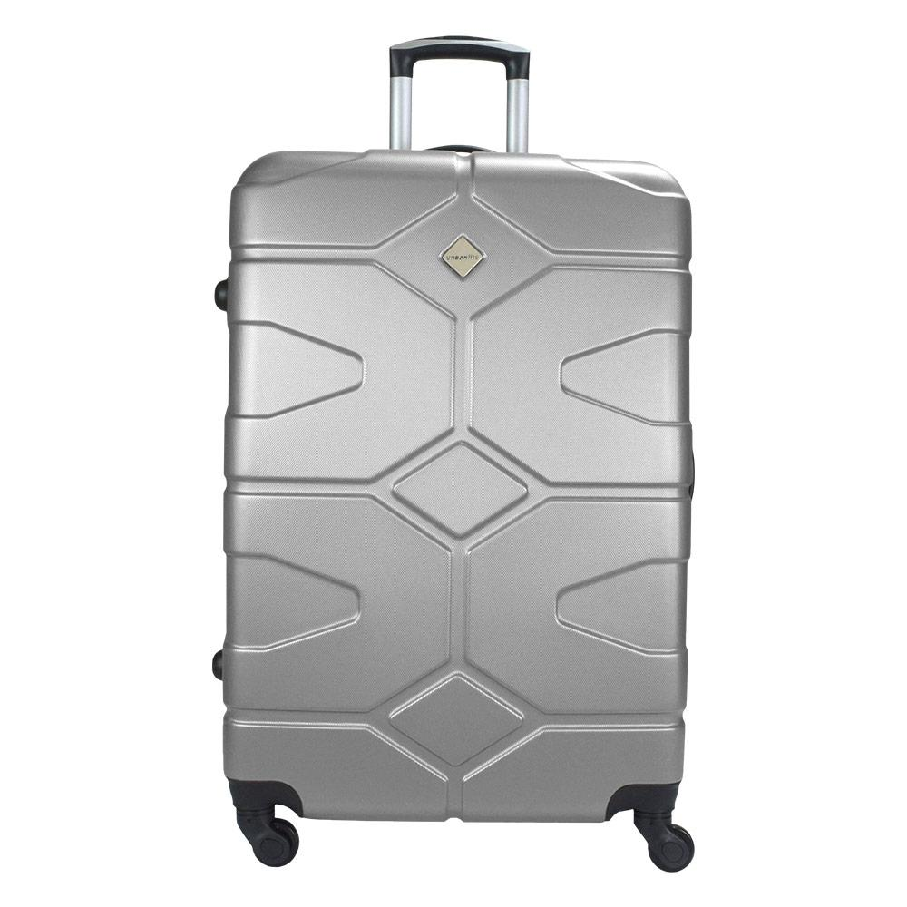Universal Traveller Urbanlite Iron-X 28 Abs Hard Case 4 Wheel Spinner Luggage - Ulh8920 By Universal Traveller.