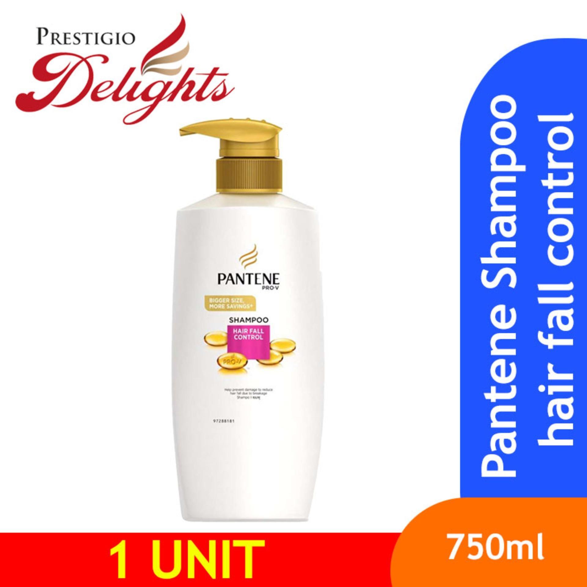 Pantene Shampoo hair fall control 750ml