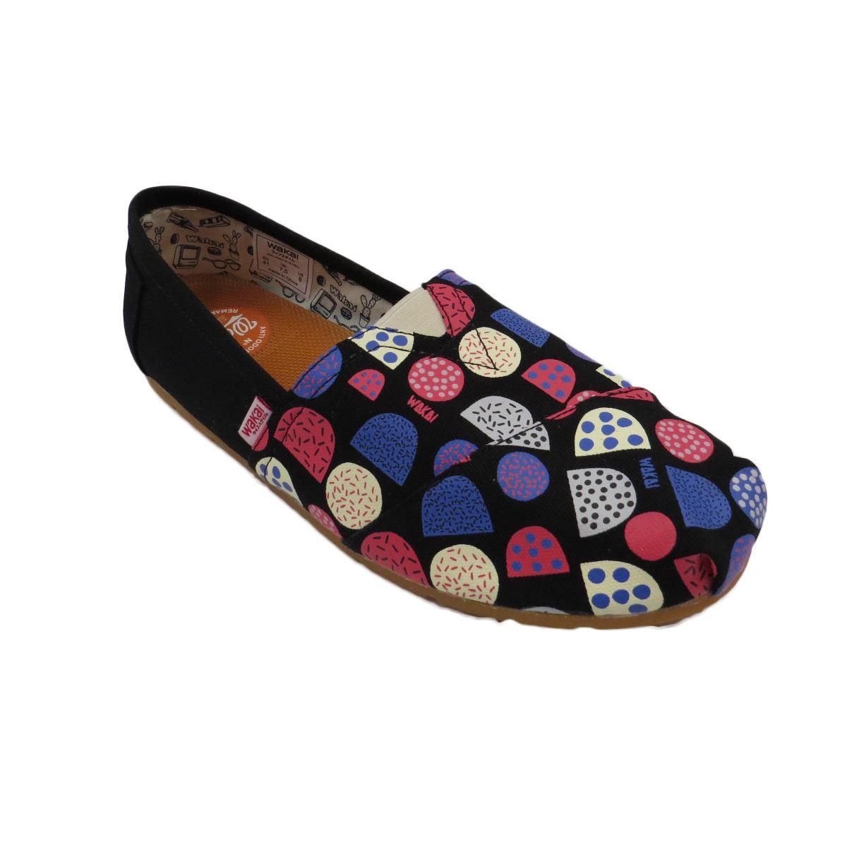 Wakai Ten Men S Slip On Shoes Black Promo Code
