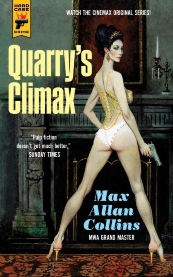 Quarrys Climax (Author: Collins, ISBN: 9781785651809)