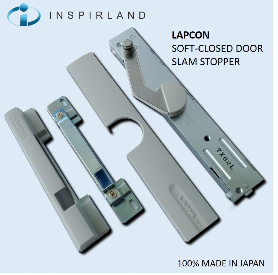Lapcon Soft-Close Door Slam Stopper - Right Handed By Inspirland.