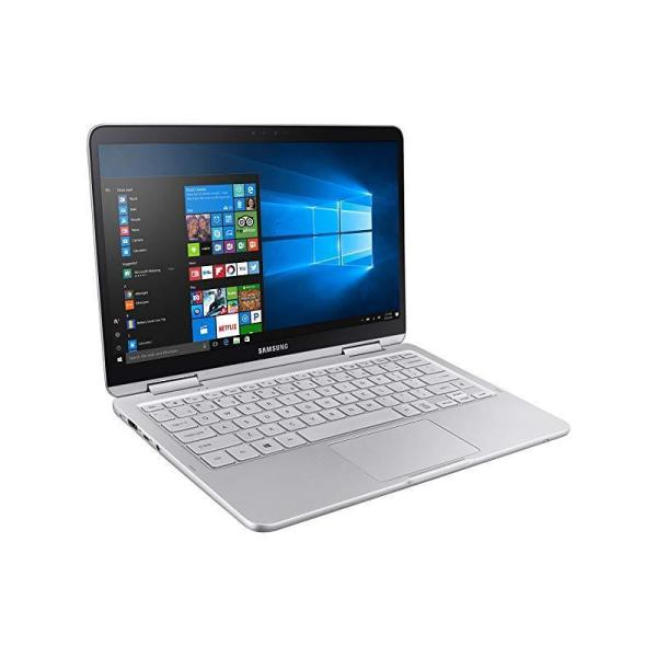 Samsung NP930QAA-K01US Notebook 9 13.3 2 in 1 Laptop (Light Titan)