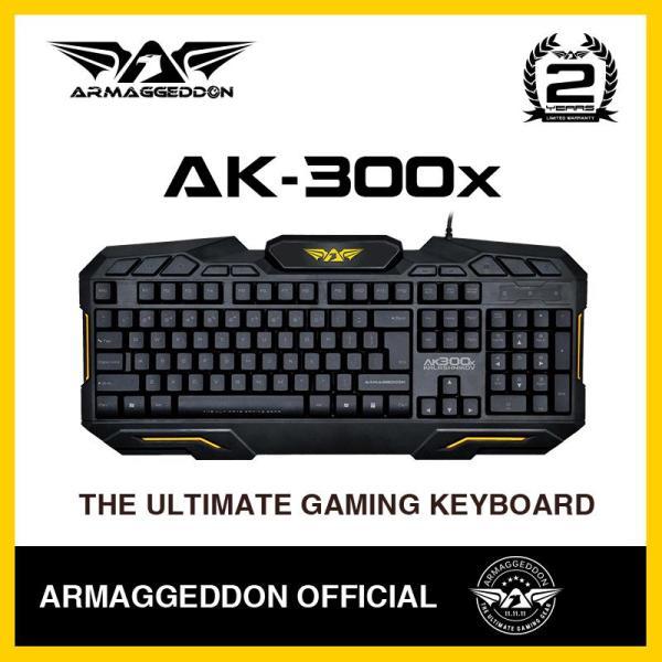 Armaggeddon media Gaming Keyboard AK-300x Singapore