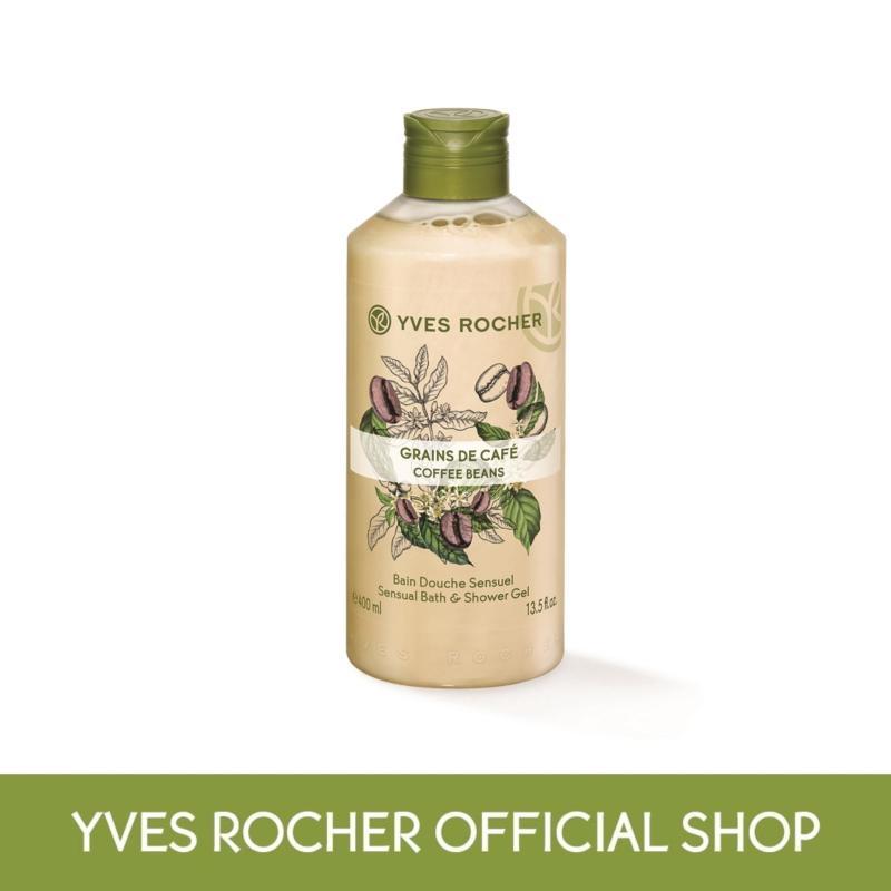 Buy Yves Rocher Sensual Coffee Bean Shower Gel 400ml Singapore
