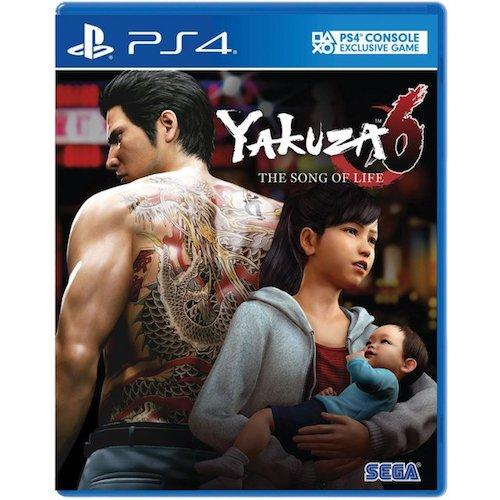 Cheapest Ps4 Yakuza 6 The Song Of Life English Version As R3 Plas 10147