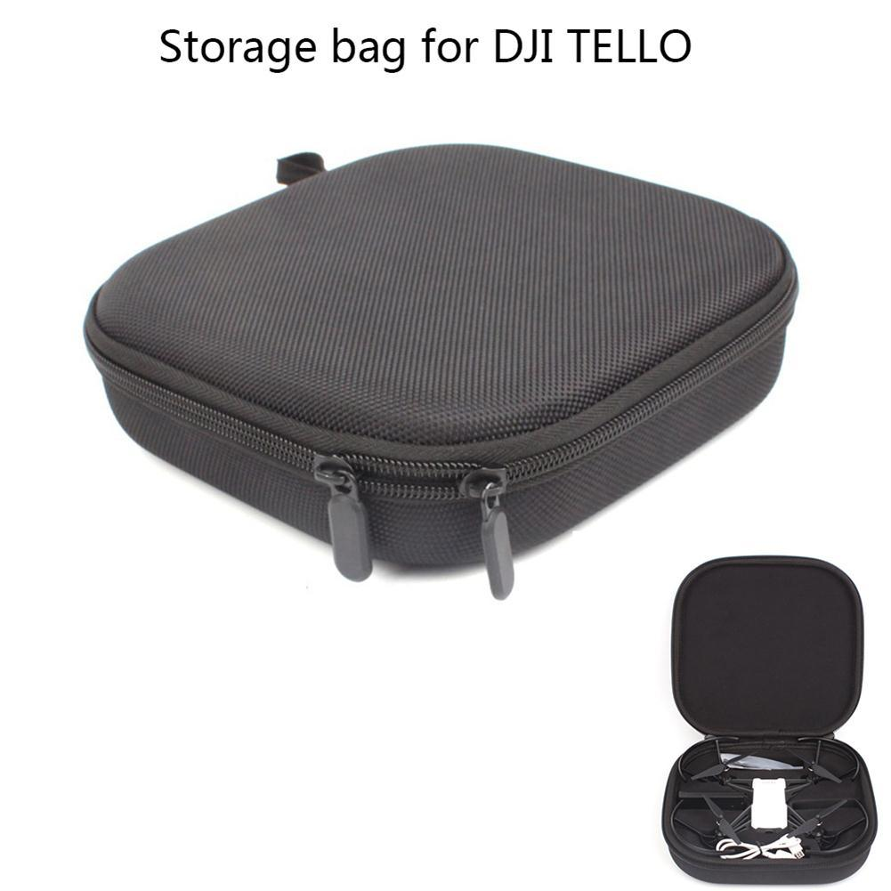 Price Joint Victory Pu Leather Hand Bag Handheld Storage Bag Embedded Carrying Travel Case For Dji Tello Drone And Accessories Joint Victory China