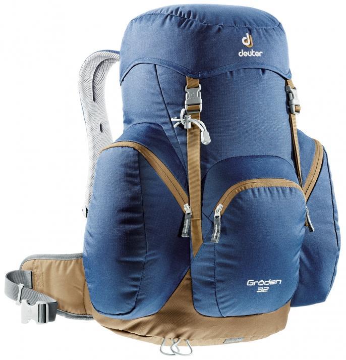 Sale Deuter Groden Hiking Backpack 32 Anthracite Lion Deuter Branded