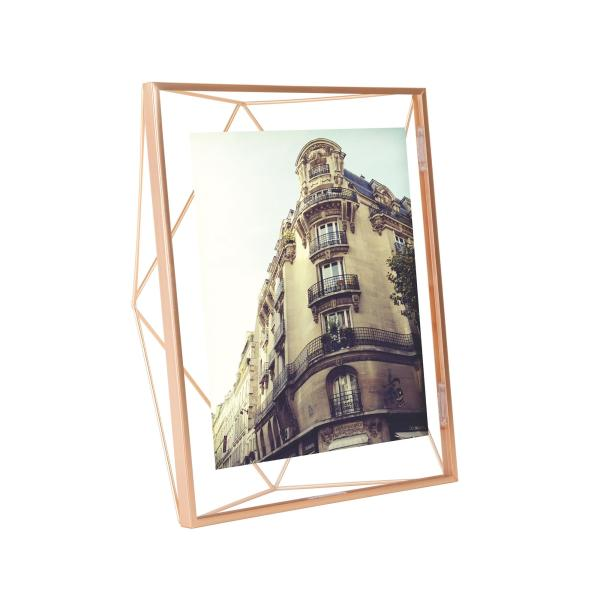 Umbra Prisma Photo Frame 5x7 - Copper