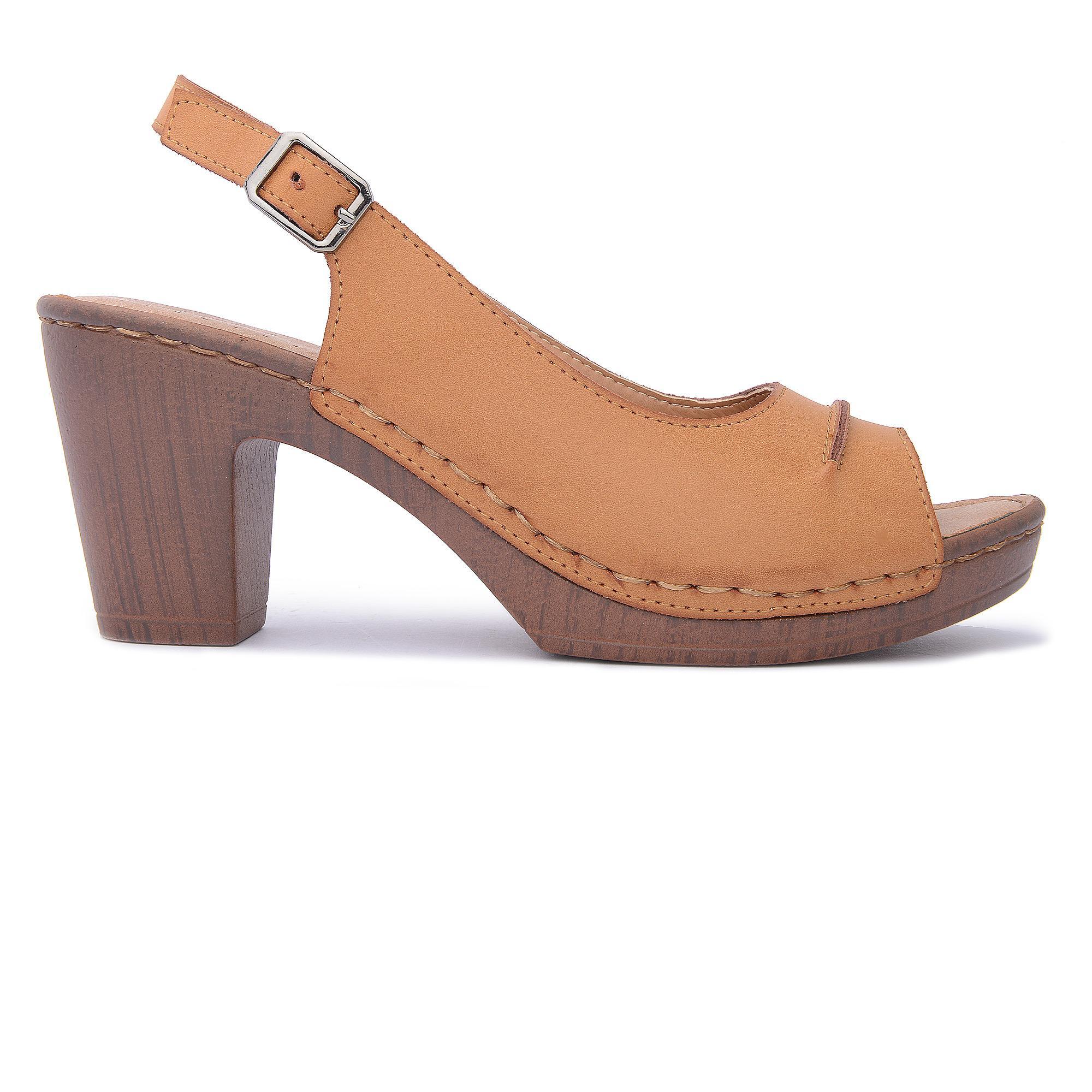 Bata Ladies Slingback Heels 7514708 By Bata.