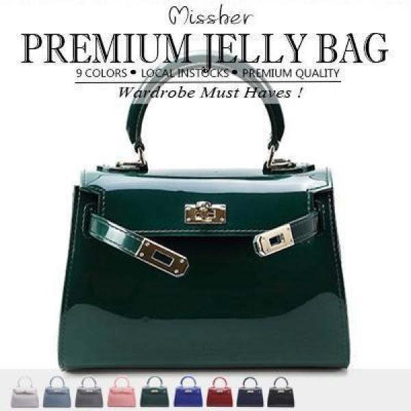 MISSHER AUTHENTIC Korean Limited Edition Jelly Bag