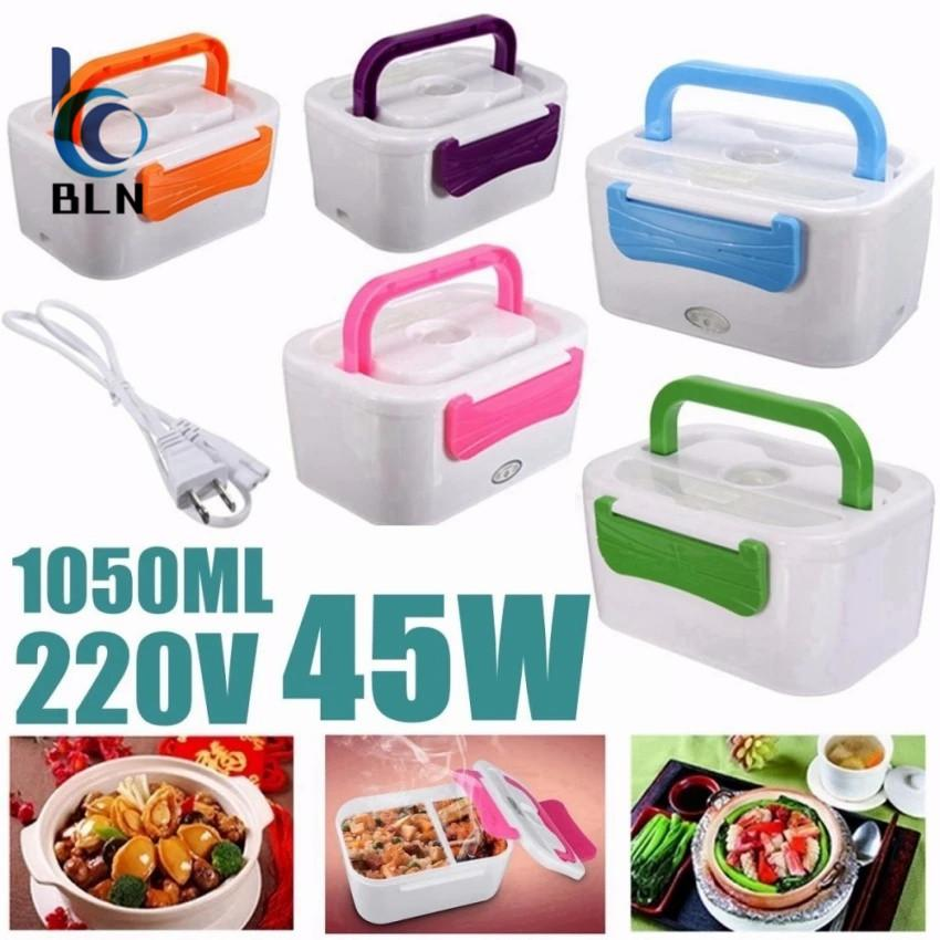 Buy 【Bln Home】Portable Electric Heated Heating Lunch Box Bento Oven Healthy Food Warmer Online
