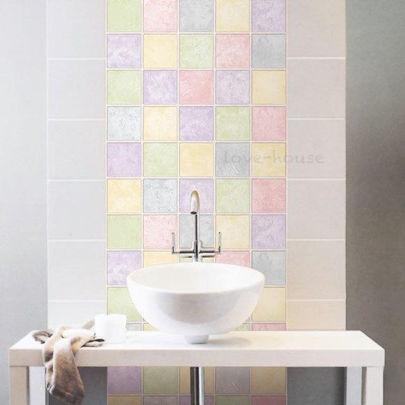 50cmx5m/roll DIY 21412 Furniture Sticker Self Adhesive Wallpaper Decoration