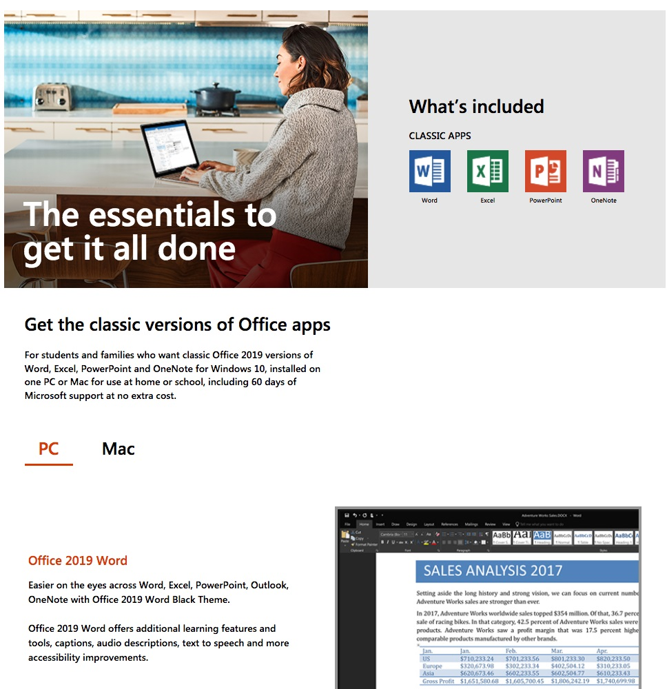 [Software] Microsoft Office 2019 Home & Student