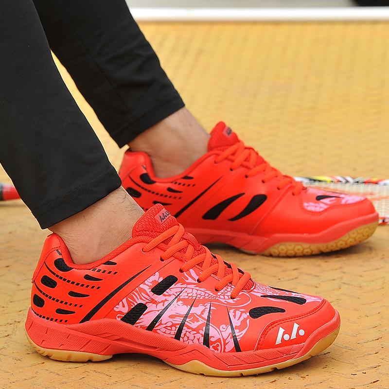 YEALON Badminton Shoes Women Men Sneakers Women s Sneakers Training  Breathable Anti-Slippery Light Sneakers Shoes d3709ab8dc