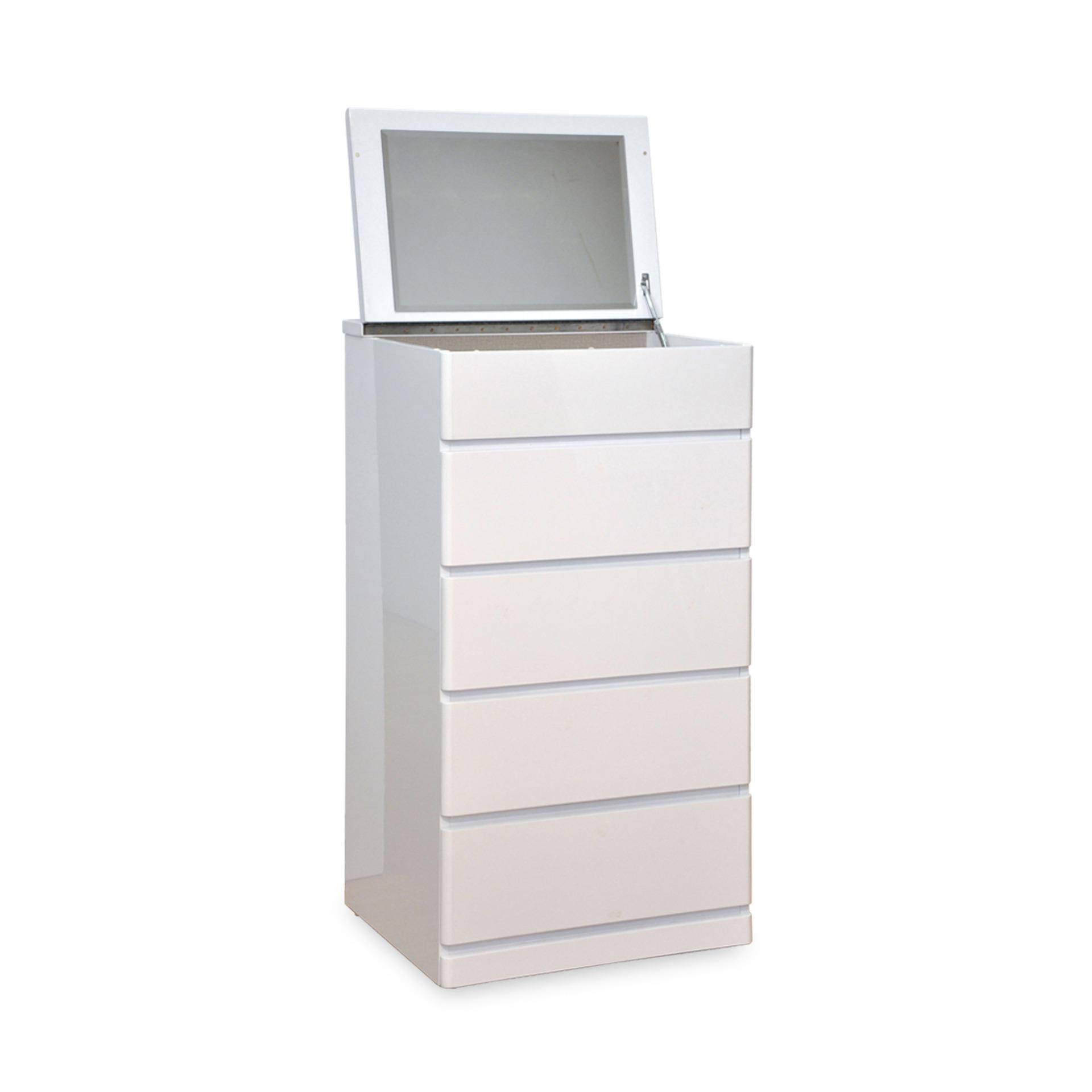Camila Chest of Drawers (FREE DELIVERY)(FREE ASSEMBLY)