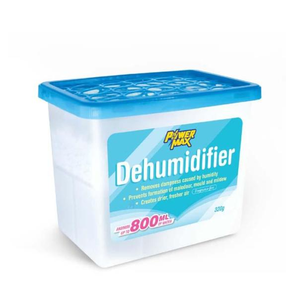[PowerMax] Dehumidifier 800ml x2 x 2 sets =4 (NEW) Singapore