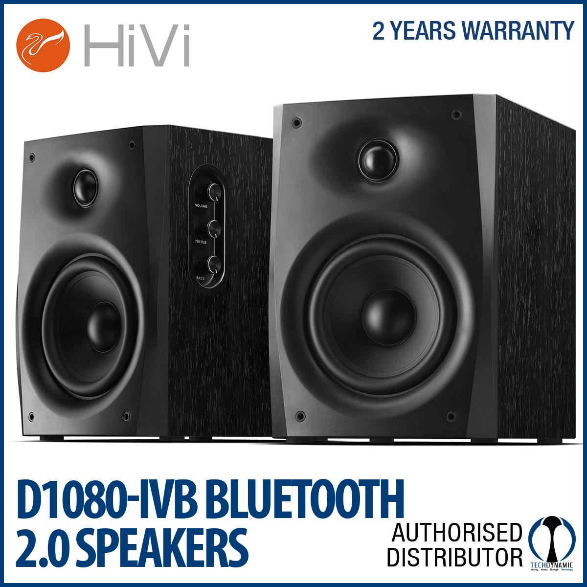 Discount Hivi Swanspeakers D1080 Iv 2 Speaker Bluetooth Swanspeakers Hivi Singapore