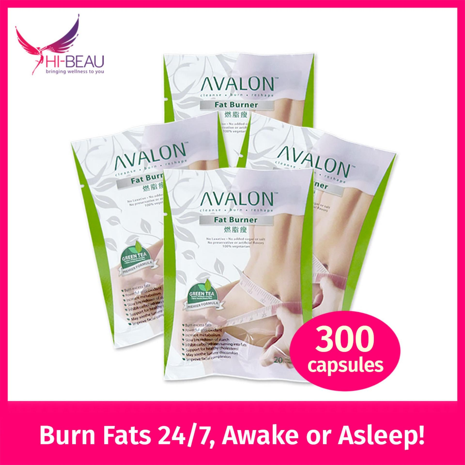 Avalon Fat Burner Bundle Of 15 Packets Coupon