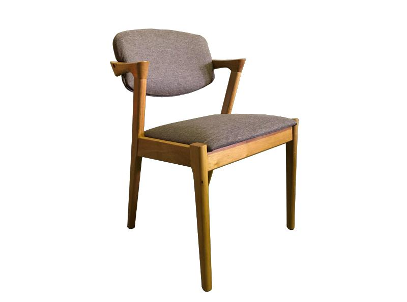 A-Star Modern New Designer Dining Chair with Arm/Back Rest
