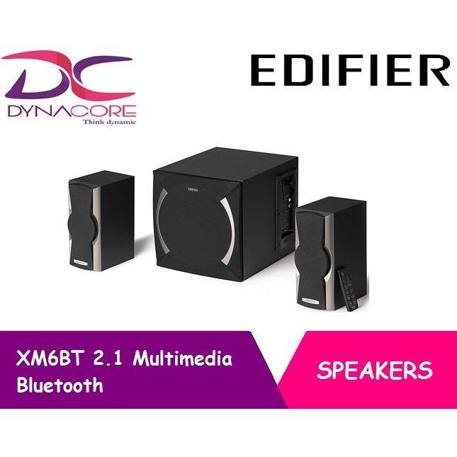 Retail Edifier Xm6Bt 2 1 Multimedia Bluetooth Speaker System