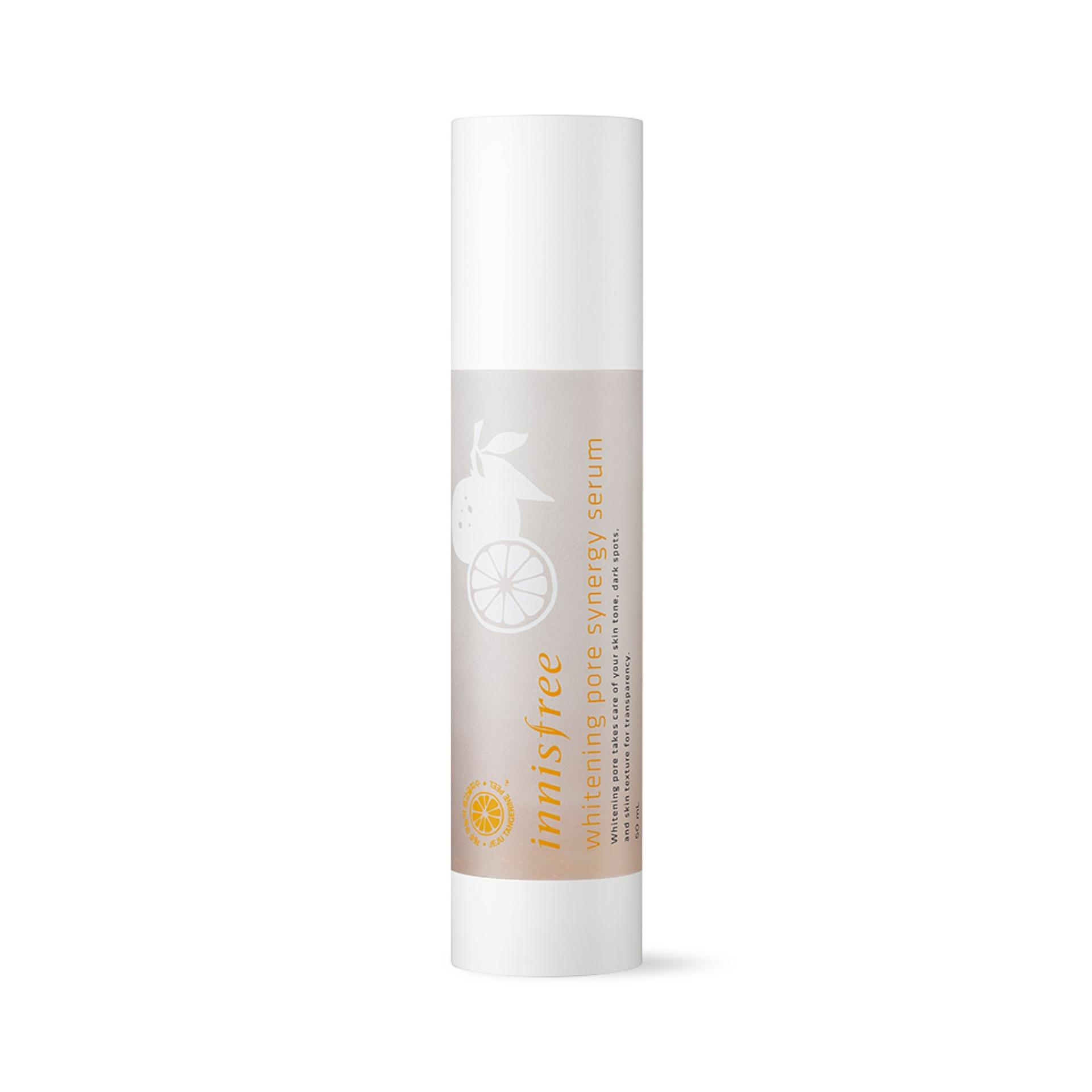 New Innisfree Whitening Pore Synergy Serum 50Ml
