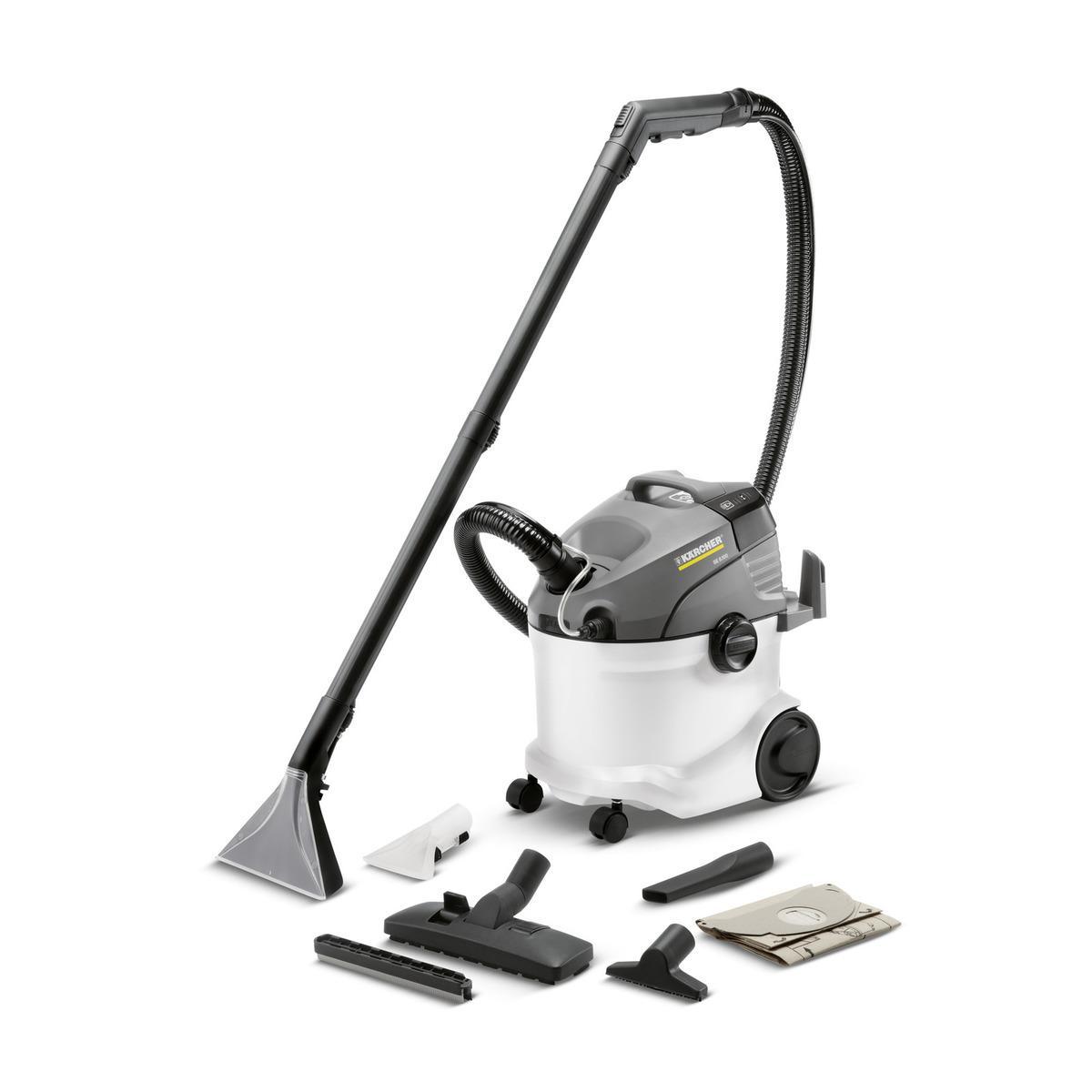 Karcher Carpet Cleaner Se6100 Singapore Wd4 Mv 4 Premium Vacuum Wet And Dry