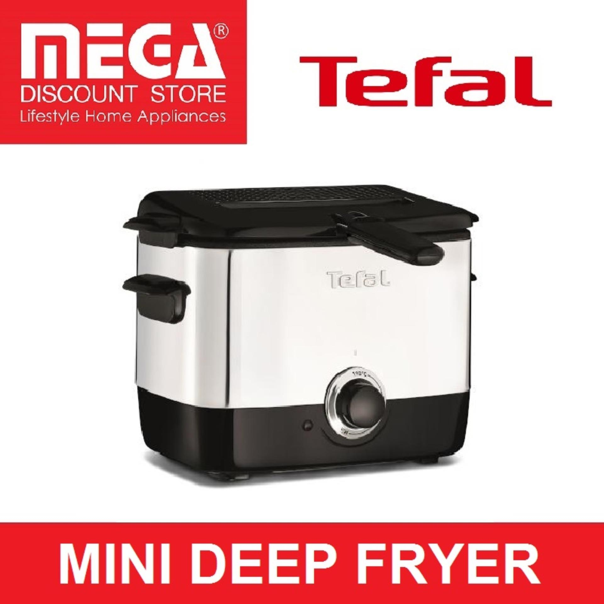 Tefal Ff2200 1l Mini Deep Fryer By Mega Discount Store.