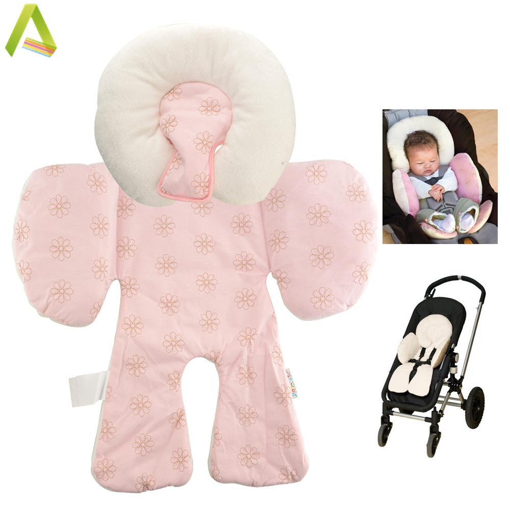 Strollers Accessories Mother & Kids Cool Newborn Baby Stroller Mat Summer Infant Rattan Seats For Prams Push Chairs Sweet Hildren Folding Breathable Cushion Pad