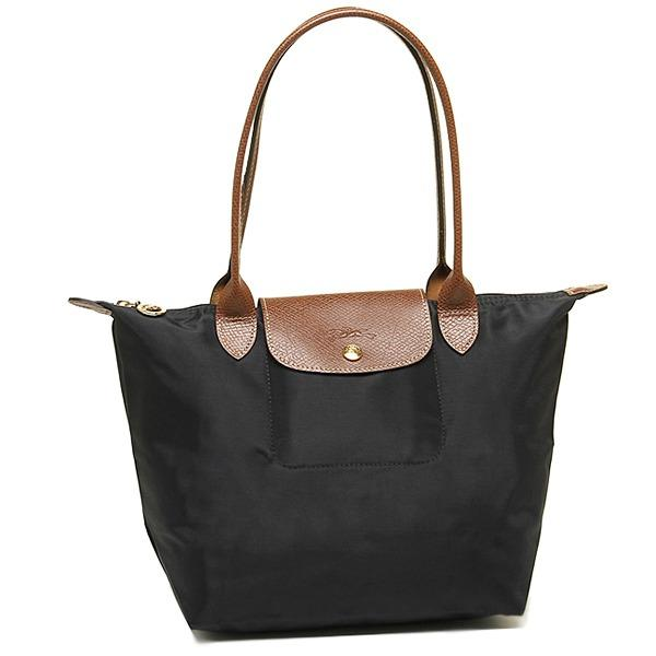 Purchase Longchamp Le Pliage 2605 Nylon Tote Small Black Online