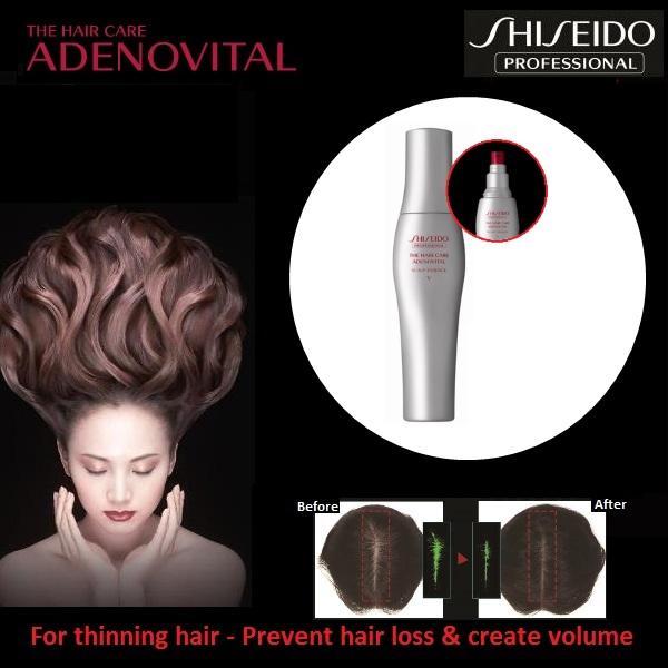 Best Reviews Of Shiseido Adenovital Scalp Essence 180Ml