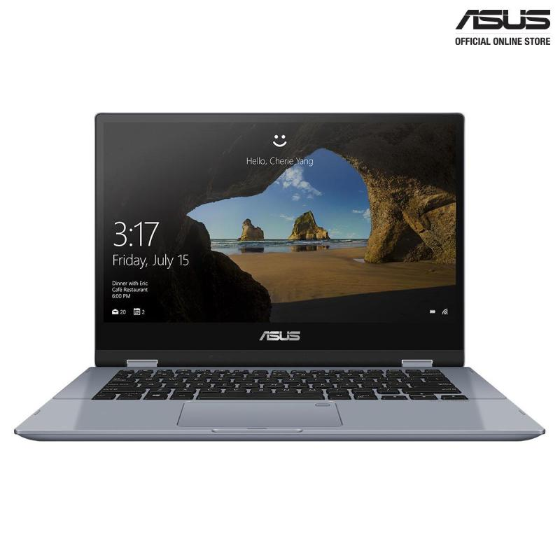 ASUS VivoBook Flip 14 TP412UA-EC039T (Silver Blue)