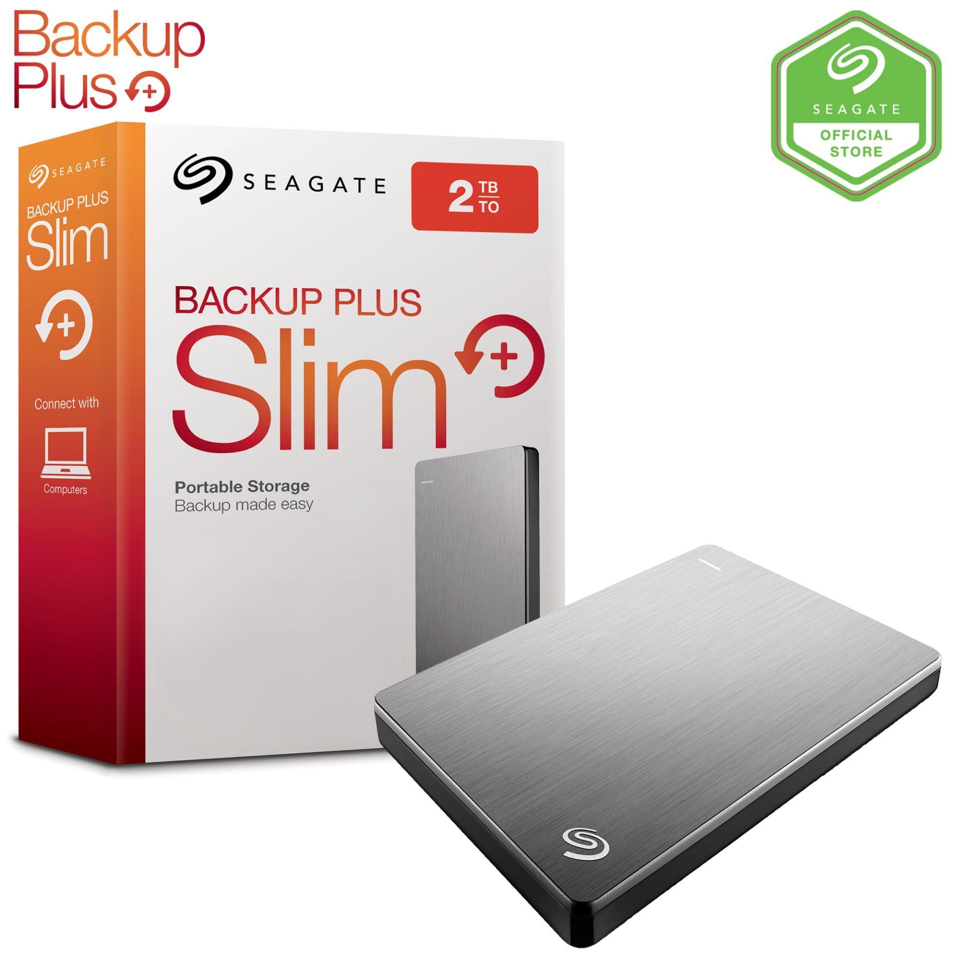 Buy Seagate External Hard Drive Online Lazada Backup Plus Slim 2tb Hdd Hd Hardisk Harddisk Portable Usb30