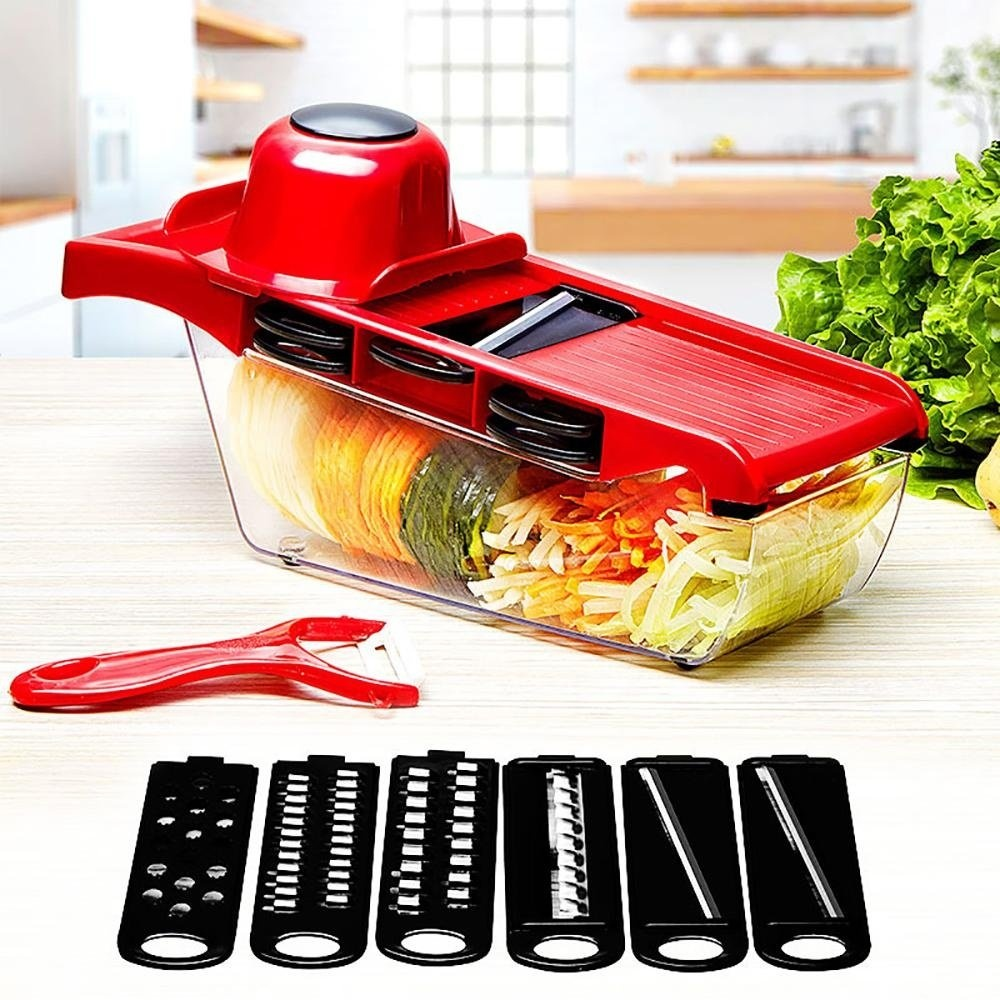 Top 5 Item Vegetable Peeler