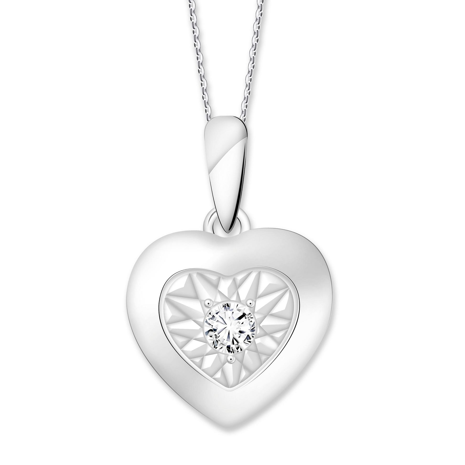 girls for latest collection fashion silver design jewellery pendant