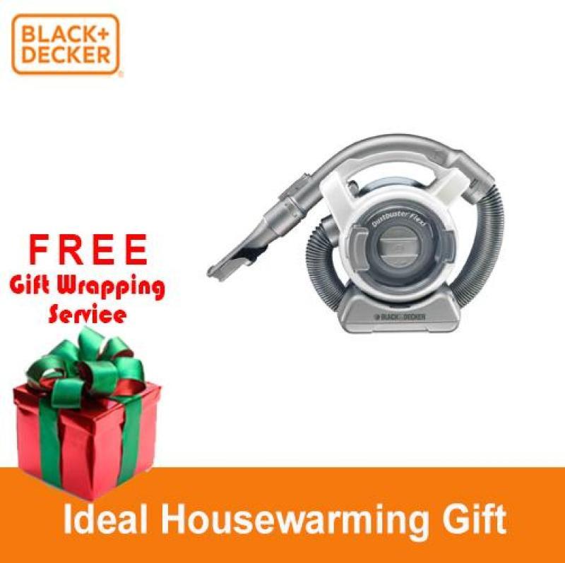 Black And Decker PD1200AV 12V Flexible Car Vacuum Cleaner (Gifting) + SG Car Wash 20oz Singapore