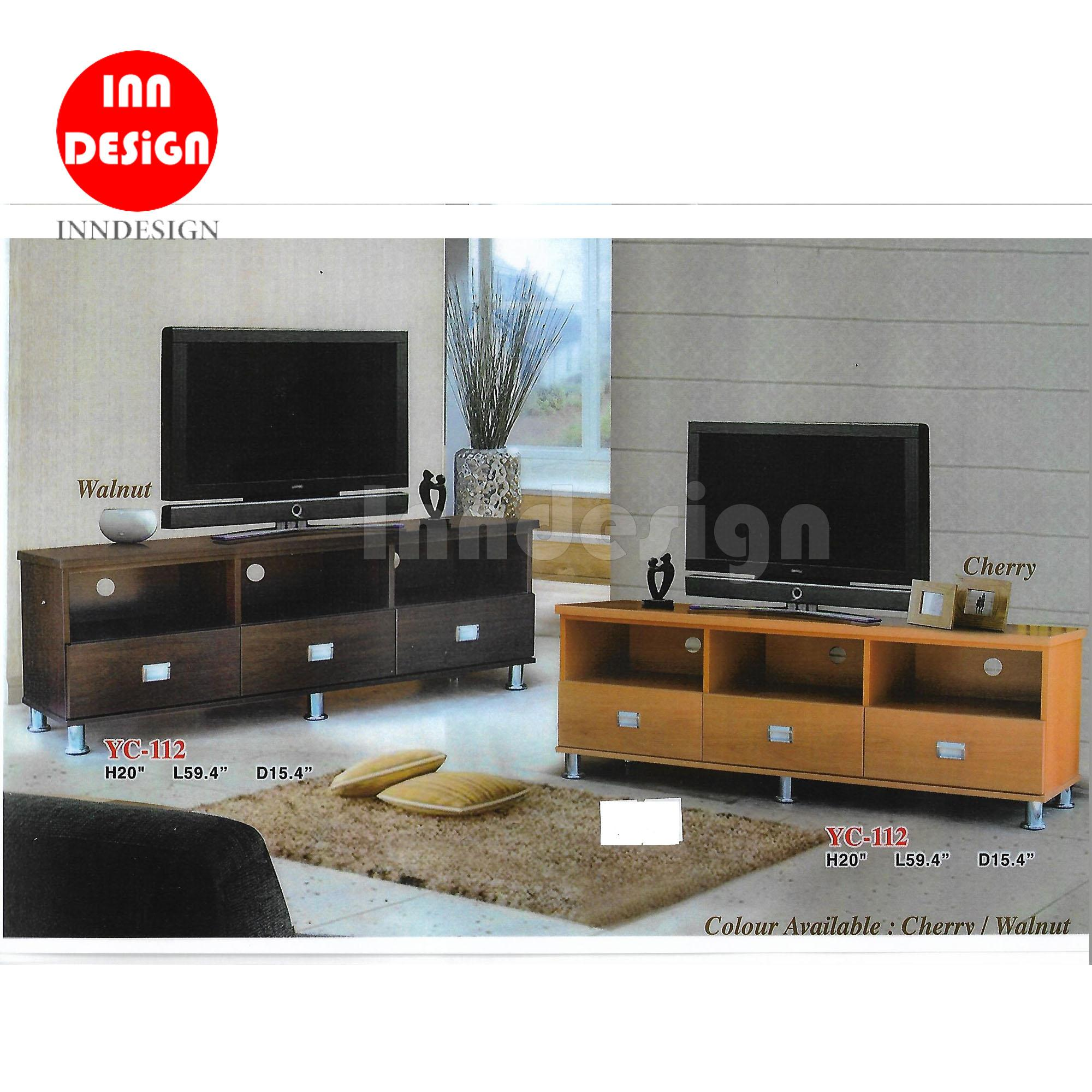 Barclay TV Cabinet