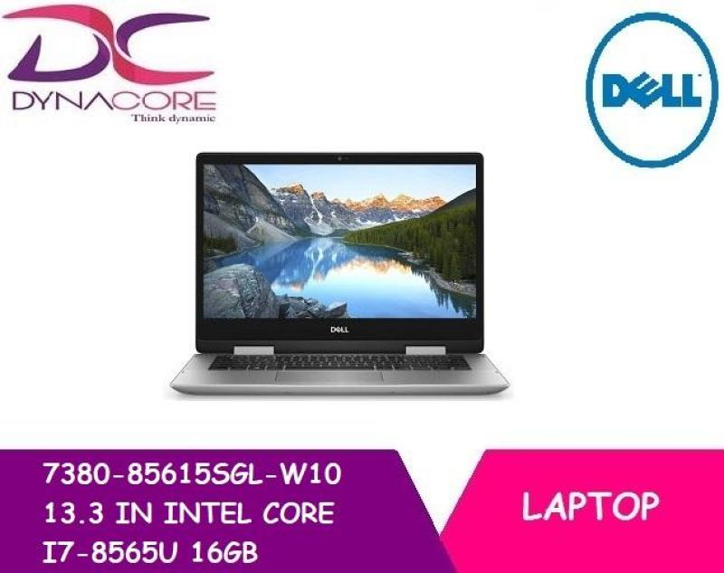 DELL 7380 85615SGL W10 13.3 IN INTEL CORE I7-8565U 16GB 512GB SSD WIN 10